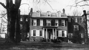 Wheatland, James Buchanan's Lancaster County estate
