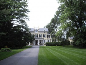 Westland Mansion, Grover Cleveland's estate in Princeton, New Jersey