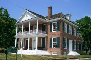 Grouseland, William Henry Harrison's Indiana estate