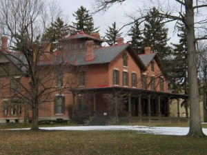 Spiegel Grove, Rutherford Hayes' Fremont, Ohio estate