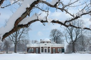 Monticello, Thomas Jefferson's Virginia estate and plantation