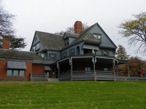 Sagamore Hill, Teddy Roosevelt's Long Island estate