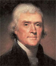 President Thomas Jefferson (1801-1809)