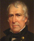 President Zachary Taylor (1849-1850)